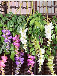 1 Branch Artificial Flowers (Random color)