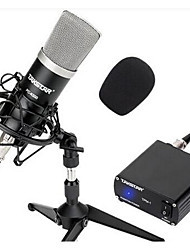 TAKSTAR PC-K500 Wired Karaoke Microphone Black for portable PC
