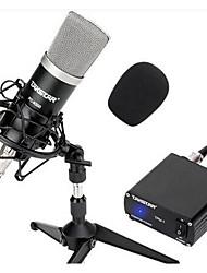 TAKSTAR Com Fios Microfone de Karaoke 3.5mm Preto
