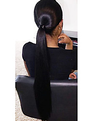 Straight Human Hair Full Lace Wigs For Black Women