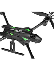 WL Toys Q323-E 2.4G With HD Camera RC/ LED/ One Key To Auto-Return /Auto-Takeoff / Headless Mode
