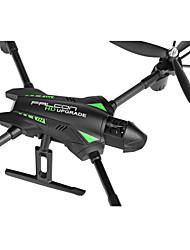 Дрон WL Игрушки 10.2 CM 6 Oси 2.4G С HD-камерой 720P Квадкоптер на пульте управленияLED Oсвещение Возврат Oдной Kнопкой Авто-Взлет