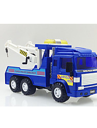 Baufahrzeuge Pull Back Fahrzeuge 1:25 Metall Plastik Marinenblau
