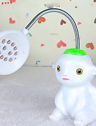 ночь свет экономия энергии прекрасный цвет стол lamplamp украшения лампа для детской спальни