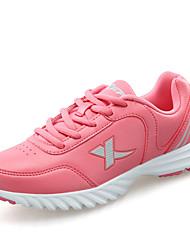 X-tep Sneakers Women's Wearproof Outdoor Low-Top Rubber Perforated EVA Running/Jogging