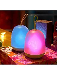 многофункциональные портативные творческие светодиодная лампа ночь свет бар огни кемпинг лампа пикника огни партия огни праздник огней