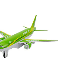Planes & Helicopters Toys 1:50 Metal Plastic Green
