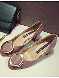 Damen-High Heels-Outddor-KunstlederAndere-Silber Light Purple
