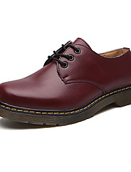 Unisex Boots Spring Summer Fall Winter Other Rubber Outdoor Casual Low Heel Others Black Brown White Burgundy Other