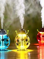 1pc créatif véhicule lumière de nuit humidificateur usb mute mini-mignon cadeau cadeau d'anniversaire réunion lumière de nuit