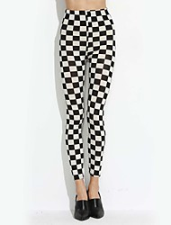 Women Print Legging,Acrylic Viscose