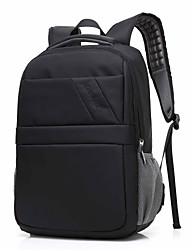 15.6 inch Nylon Cloth Waterproof Big Capacity Backpack for Dell/HP/Lenovo Notebook  etc