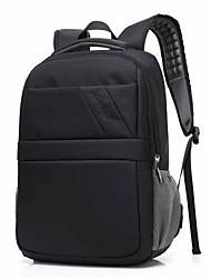 15,6-дюймовый водонепроницаемый нейлон ткань большой емкости рюкзак для Dell / HP / LENOVO ноутбук и т.д.
