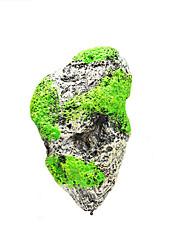 aquário decoração rochas artificiais flutuantes de pedra-pomes suspensa 5pcs pedra paisagem