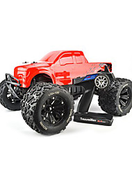 ROVAN Torland EV4 18 Off-road RC Racing Truck - RTR - RED
