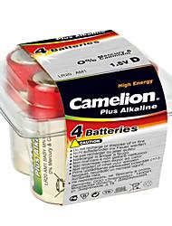 Camelion LR20-PB4 д щелочных батарей 1. 4 шт