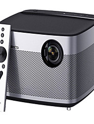 H1 DLP 1080P (1920x1080) Projector,LED 900 Portable HD Android Wireless 3D DLP Projector