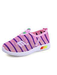 Girl's Loafers & Slip-Ons Spring Summer Fall Comfort Light Soles Tulle Outdoor Casual Flat Heel  Walking Shoes
