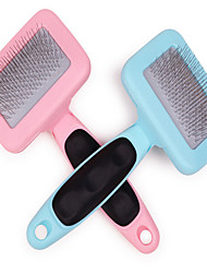 Pet Comb Couble Color Needle Comb Dog Beauty Tools Comb Pet Products Cat And Dog