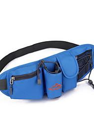 Sports Bag Belt Pouch/Belt Bag Hiking & Backpacking Pack Waterproof Rain-Proof Wearable Running BagCamping & Hiking Jogging Cycling/Bike