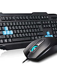 Büro-Maus USB 1000 Gaming-Tastatur Office-Tastatur PS/2 Motospeed
