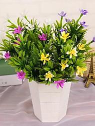 1 Ast Kunststoff andere Tisch-Blumen Künstliche Blumen 40*40*40