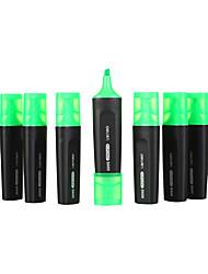 grün highlighters 1 Satz von 10 Stück