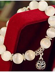 Armbänder Strang-Armbänder Krystall Others Natur Schmuck Geschenk Rosa,1 Stück