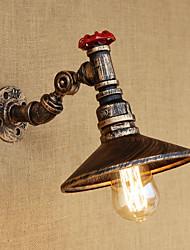 ac ac 110-130 220-240 40 pays e27 caractéristique de la peinture rétro pour lampe mini-style includedrotatable lumière murale feux de bras