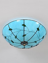 Bull & Small Green for Tiffany Ceiling Lamps/ Designers GlassLiving Room / Bedroom