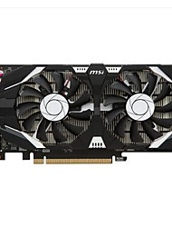 MSI Video Graphics Card GTX1050Ti GTX1050Ti 1455MHz/7000MHz4GB/128 bit GDDR5