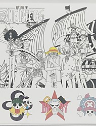 One Piece Monkey D Luffy Coloring Book