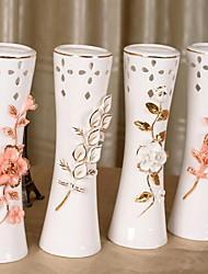 1 Branch Plastic Fiber Jade Porcelain