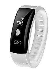 CARDMISHA K8 Smart Bracelet 0.86OLED DisplayTouch Screen Facebook or twitter   Heart Rate Monitor for Android IOS