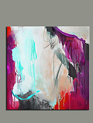 100% Handmade Simple Abstract Oil Painting on Canvas Wall Art for Home Decoration With Frame