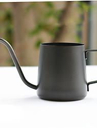350 мл Нержавеющая сталь Чайник для кофе , 3 чашки Сварить кофе производитель Многоразового использования