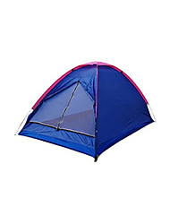 2 человека Световой тент Один экземляр Семейные палатки Однокомнатная Палатка ПолиэстерПешеходный туризм Походы Путешествия На открытом