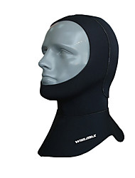Winmax 5mm Neoprene Unisex Professional Wetsuits Cap Keeping Warm Diving Cap Swimming Hat