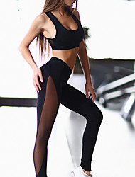 Women's Sexy Sports Yoga Suit