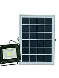 Iluminação Jardim luzes de rua solares separadas