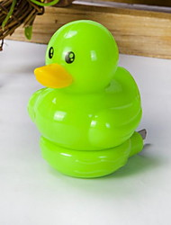 Small yellow duck night lightCreative light control sensor lights