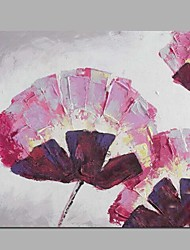 Ready to Hang Handpainted Flowers  Oil Painting On Canvas Wall Art For Decor