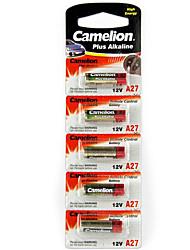 Camelion A27-BP5 щелочные батареи 12v 5 шт