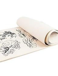 Peaux synthétiques pour tatouages Silicone Beige Fournitures Tatouage fournitures de tatouage