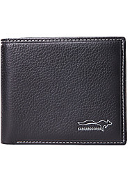 Men PU Formal Casual Office & Career Professioanl Use Shopping Wedding Outdoor Wallet All Seasons