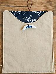 Women Linen Casual Shoulder Bag