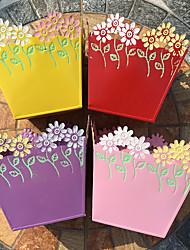 Four color lace planting flowerpot