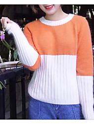 Primavera 2017 novo coelho costura camisa cobertura bares em torno do pescoço camisola