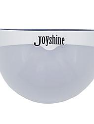 Joyshine N760D Colorful 5050SMD LED Solar-Power Light Control Wall Lamp - White