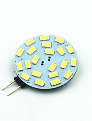 3W G4 Luminárias de LED  Duplo-Pin T SMD 5730 240 lm Branco Quente Branco Frio Decorativa V 1 pç